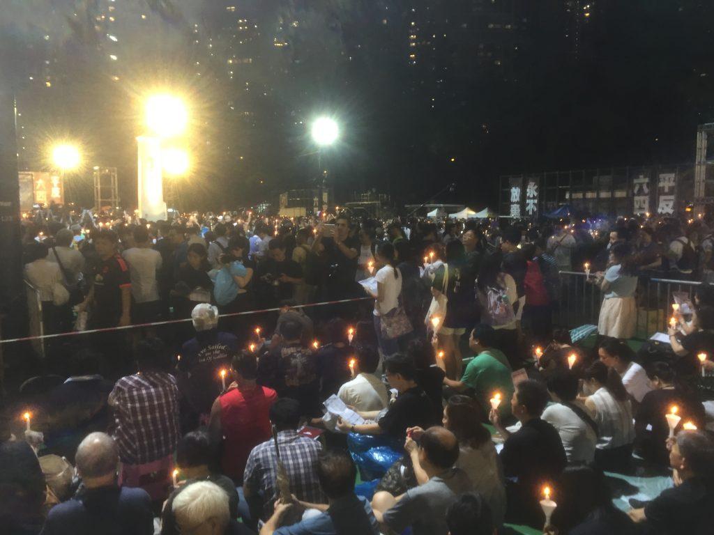 30th anniversary of tiananmen square